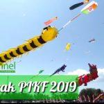 [BERITA+VIDEO] Semarak Pangandaran Internasional Kite Festival 2019