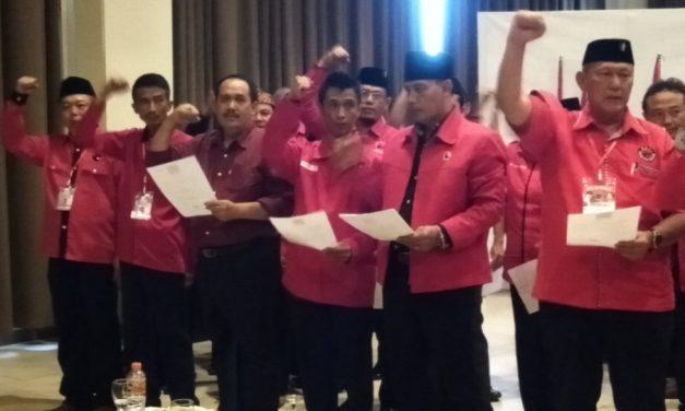Jadi Ketua DPC PDI Perjuangan Abadi, Bupati Pangandaran Jeje Wiradinata Fokus Regenerasi