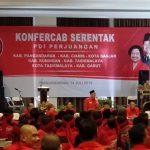 Konfercab Serentak Zona 3 di Pangandaran, DPP: Acara Resmi PDI Perjuangan Harus Tampilkan Kesenian Lokal