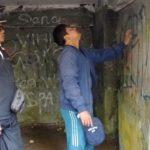 Duh, Bunker Peninggalan Jepang di Pangandaran Jadi Korban Vandalisme