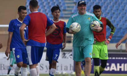 Preview Persib Bandung vs Kalteng Putra: Wajib Menang Demi Jaga Asa Juara