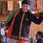 Wabup Sumedang Erwan Setiawan Larut dalam Tarian Tarawangsa di Upacara Adat Ngalaksa