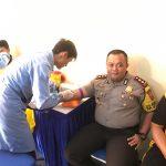 Jaga Kualitas Pelayanan, Personil Polres Banjar Laksanakan Tes Kesehatan Berkala