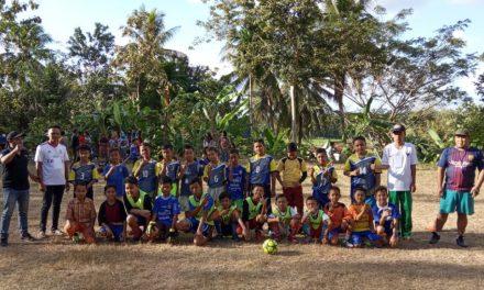 Meriahkan HUT ke 74 RI, Pemdes Sukahurip Ciamis Gelar Liga Sepakbola Anak