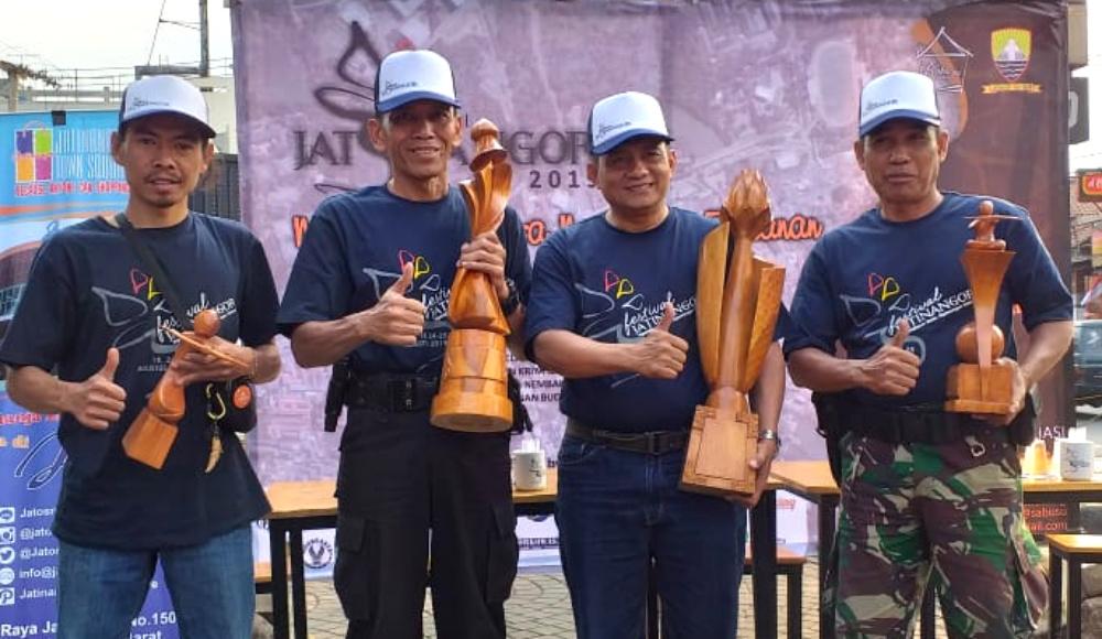Jatinangor Festival 2019: Ngahijikeun Rasa Ngawangun Tatanan