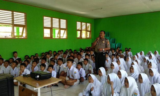 Polisi Minta Pelajar di Jatigede Sumedang Tidak Nakal dan Jauhi Narkoba