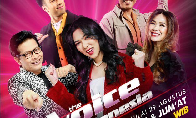 Keragaman Talenta Lahirkan Sensasi Berbeda di The Voice Indonesia 2019
