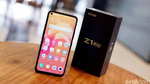 Berbekal Snapdragon 712, Vivo Z1 Pro Siap Ramaikan Pasar Smartphone