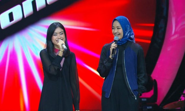 Blind Auditions Episode 5, Putri Alya Rohali Coba Peruntungan di The Voice Indonesia