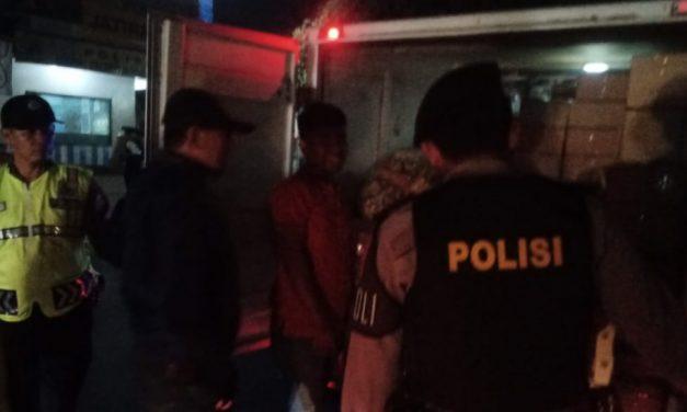 Operasi Gabungan, Polsek Jatinangor Sumedang Amankan 8 Motor Tak Jelas