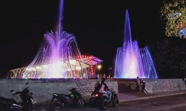 Malam Tahun Baru 2020, Ridwan Kamil Resmikan Plaza dan Sky Walk di Pangandaran