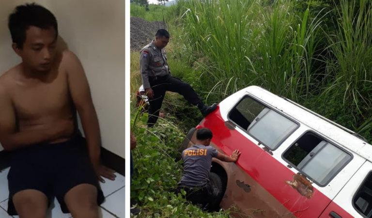 Kronologis Mahasiswi Unpad Nyaris Diperkosa di Angkot Sumedang, Lolos Setelah Masuk Jurang