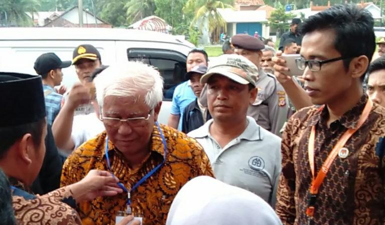 Penyerahan Berkas Dukungan ke KPU Pangandaran Jadi Pertanyaan, Supratman: Hanya Sedikit Dinamika