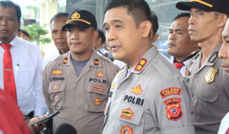 Polres Sumedang Ringkus Pelaku Curanmor di Tanjungsari