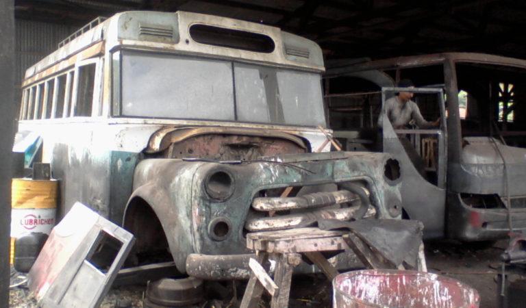 Sejarah Panjang Perjalanan Bus Medal Sekarwangi, Eksis Berkat Fanatisme Penumpang Sumedang