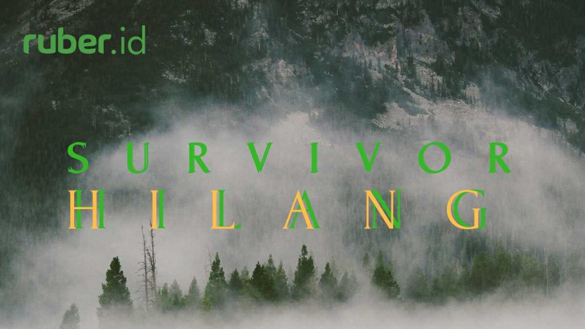 Survivor Hilang di Hutan Subang