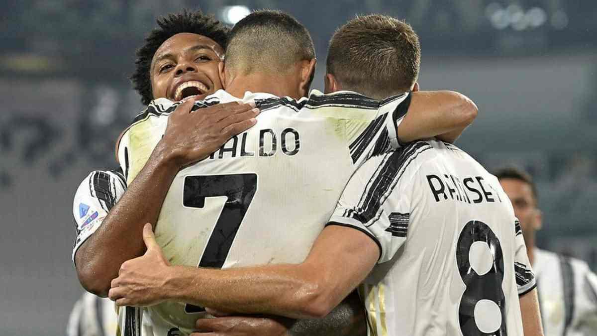Hasil Liga Italia Juventus