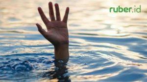 Tenggelam di Sungai Citarum