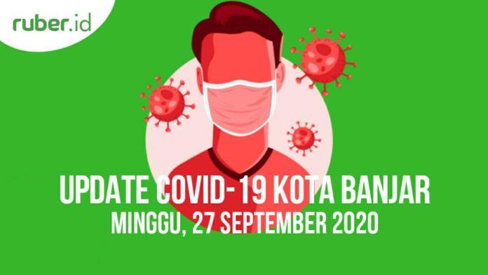 UPDATE COVID-19 Kota Banjar