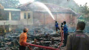 Kebakaran di Jatinunggal Sumedang