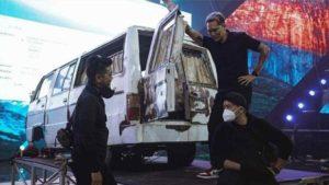 Demian Beli Ambulans-HUT GTV