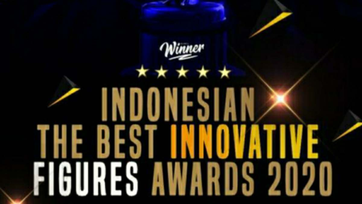 Indonesian The Best Innovative Figures Awards 2020