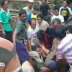 Longsor dan Banjir di Pangandaran