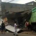 Sopir Truk Tabrakan Beruntun di Tanjungsari