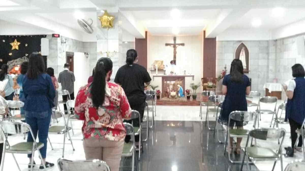 Gereja Katolik di Sumedang