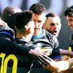 Inter vs Genoa