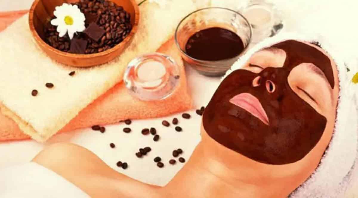 Masker kopi madu