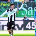 Udinese vs Sassuolo