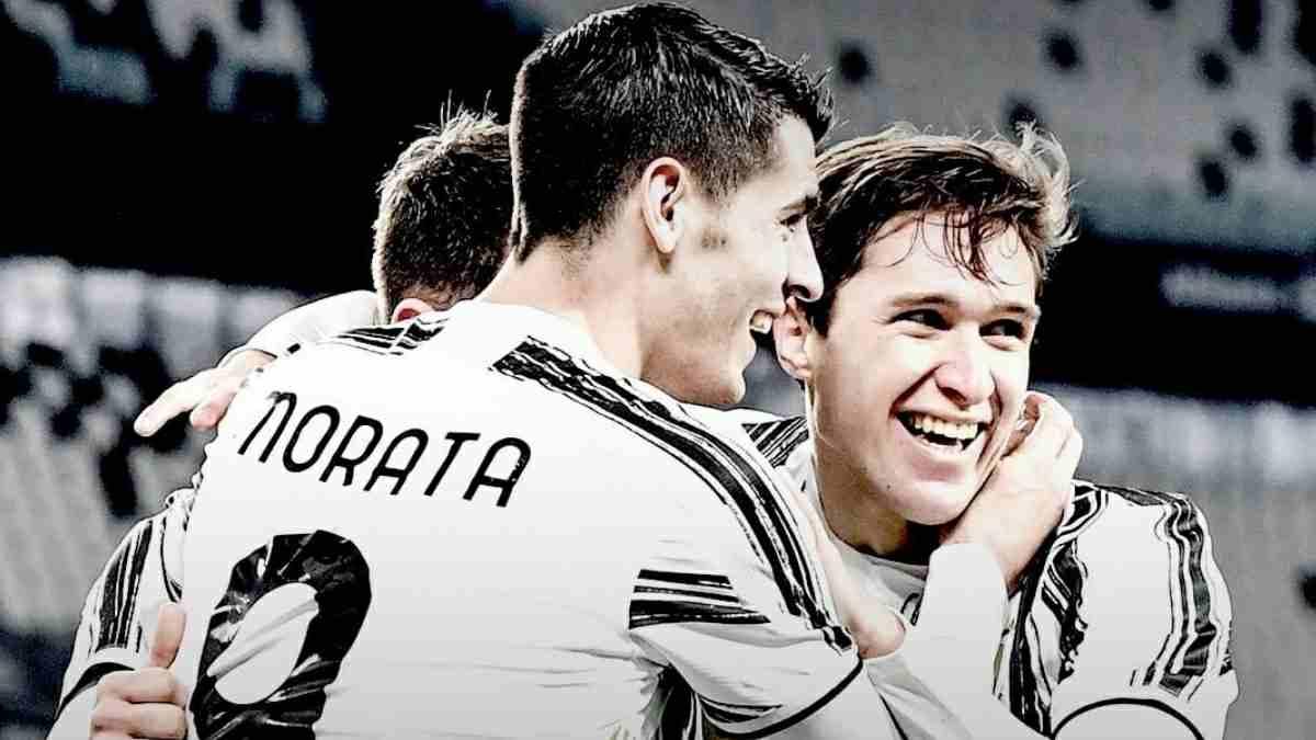 Juventus vs Lazio 3-1