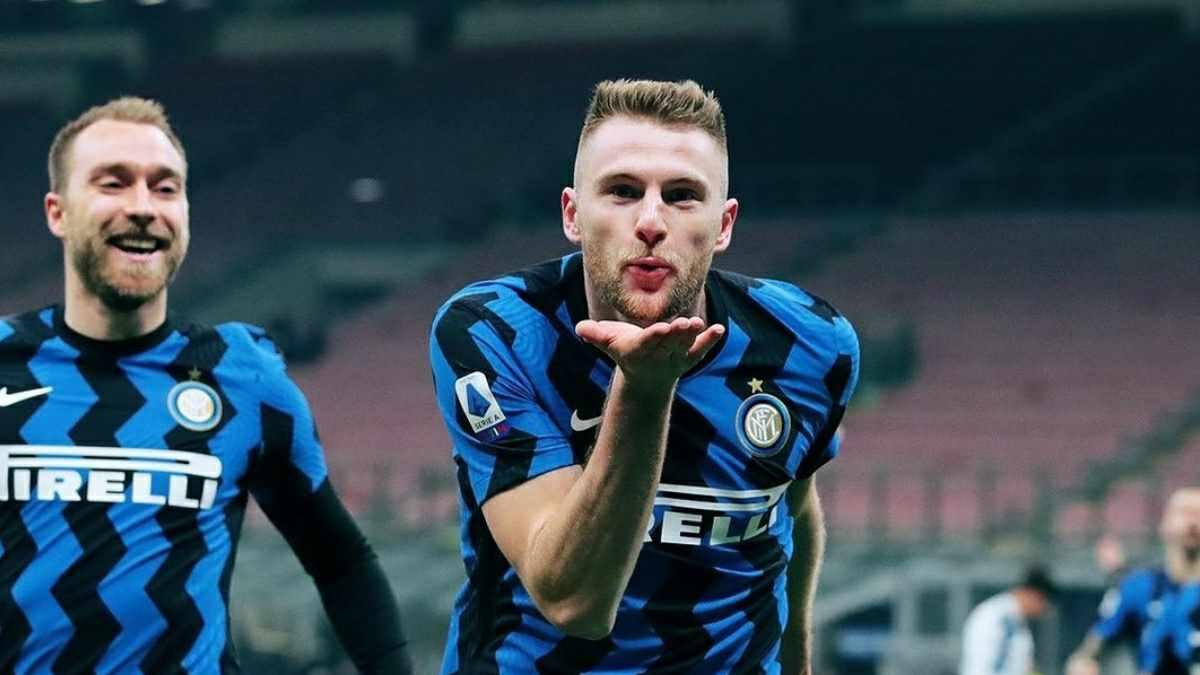 Inter, Milan Skriniar