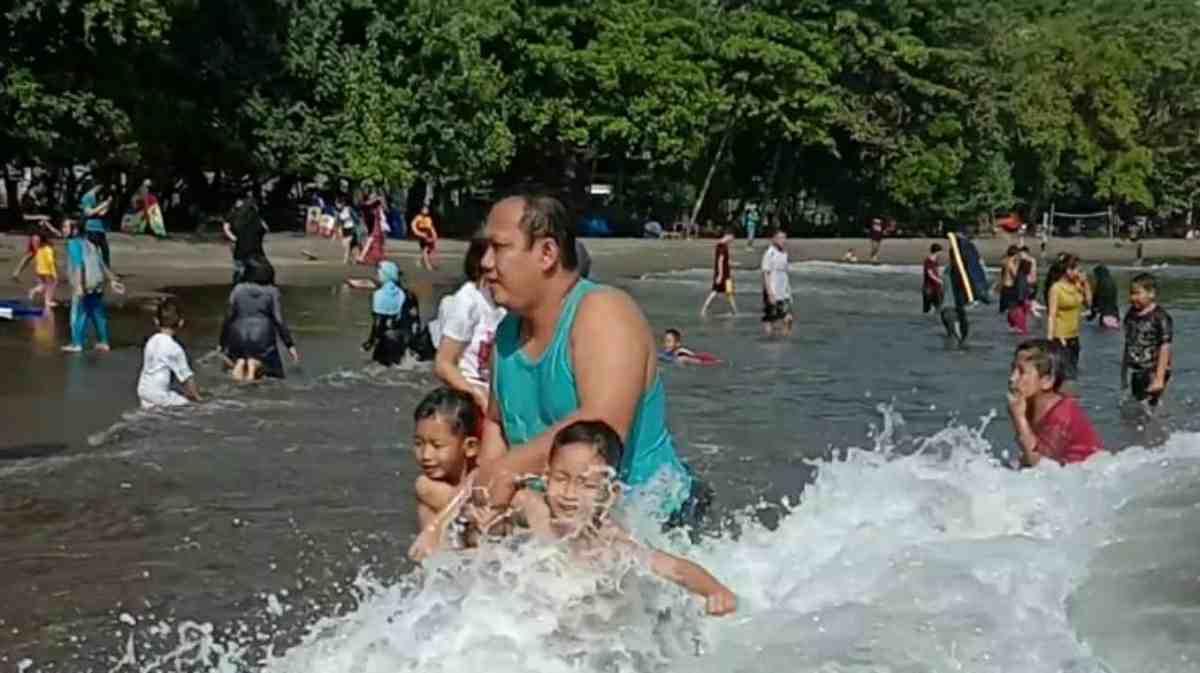 Akhir Pekan Ini, Pangandaran Jadi Daerah Tujuan Wisata di Jabar ...
