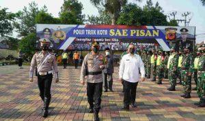 Gelar Pasukan Operasi Ketupat Lodaya Tasikmalaya