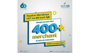 HUT ke 60 bank bjb