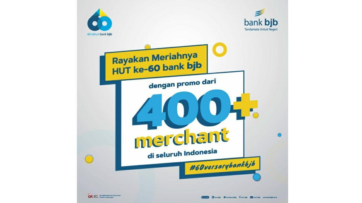 HUT ke 60 bank bjb