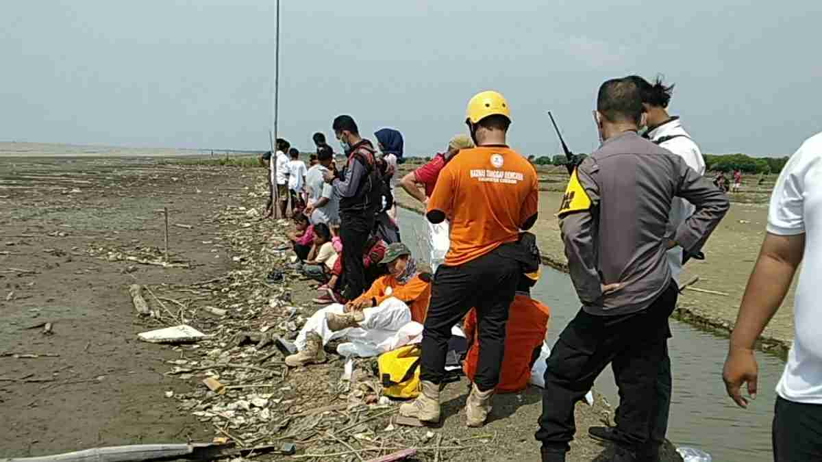 Mancing Mania Tewas di Laut Cirebon