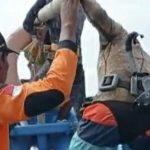 Korban Kecelakaan Laut di Pangandaran