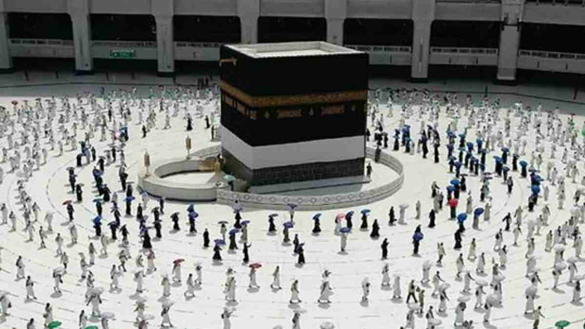 Haji 2021 Batal Berangkat