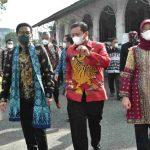 Menteri Desa PDTT Apresiasi e-SAKIP Desa Sumedang