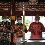 Kementerian Geruduk Kantor Desa Sukajaya Sumedang