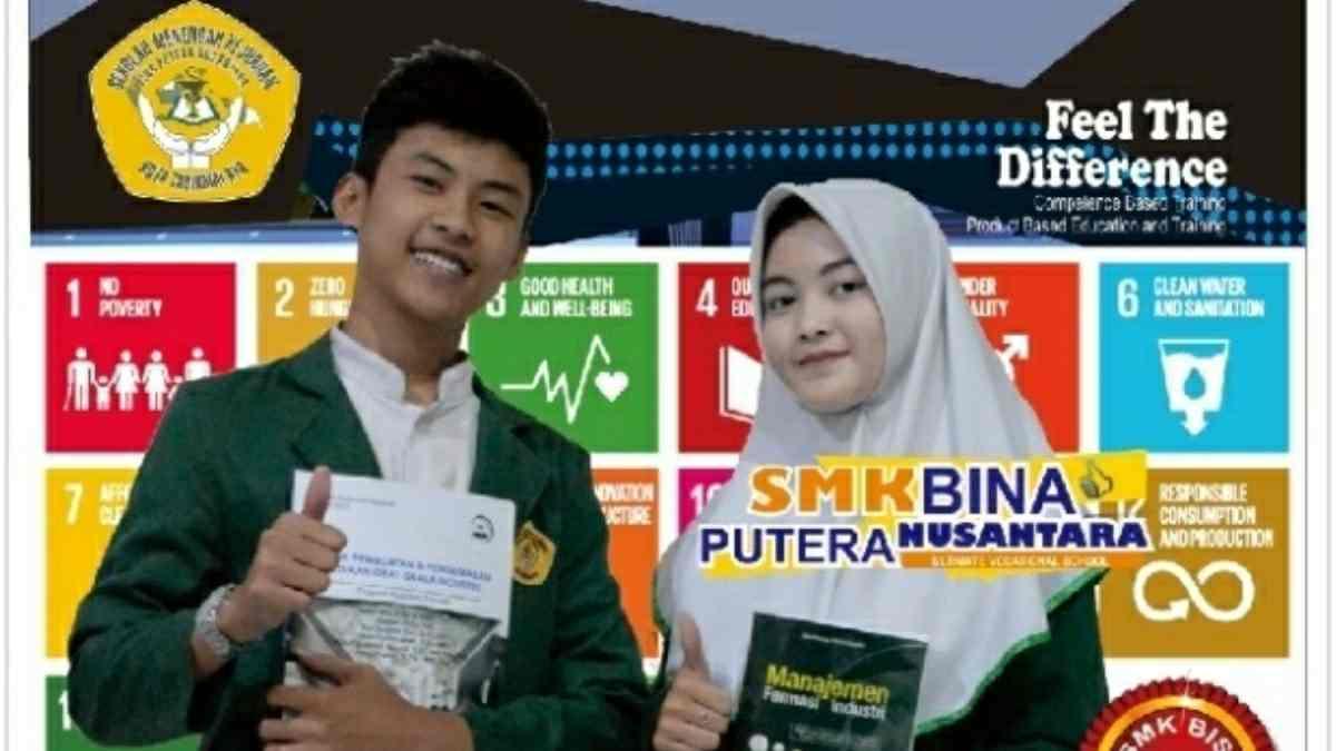 SMK Bina Putera Nusantara Kota Tasikmalaya membuka PPDB 2021