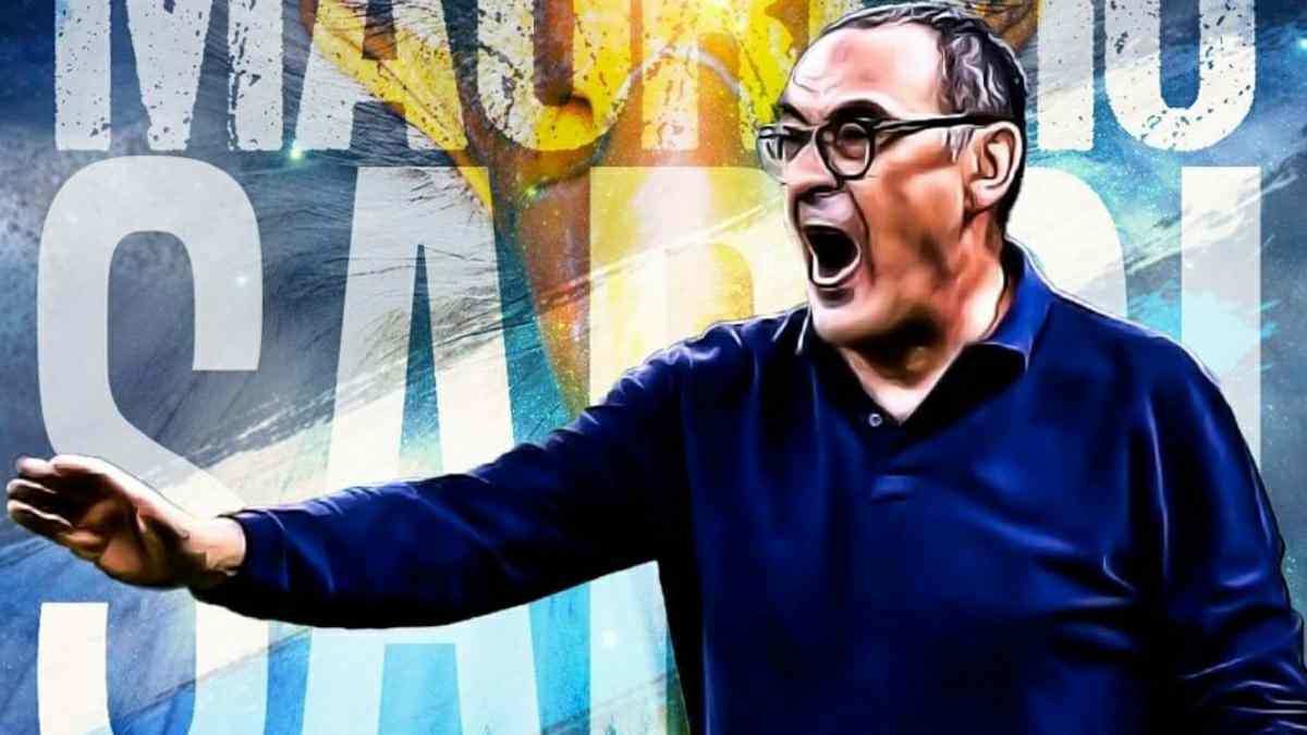 Lazio Tunjuk Sarri Sebagai Pelatih