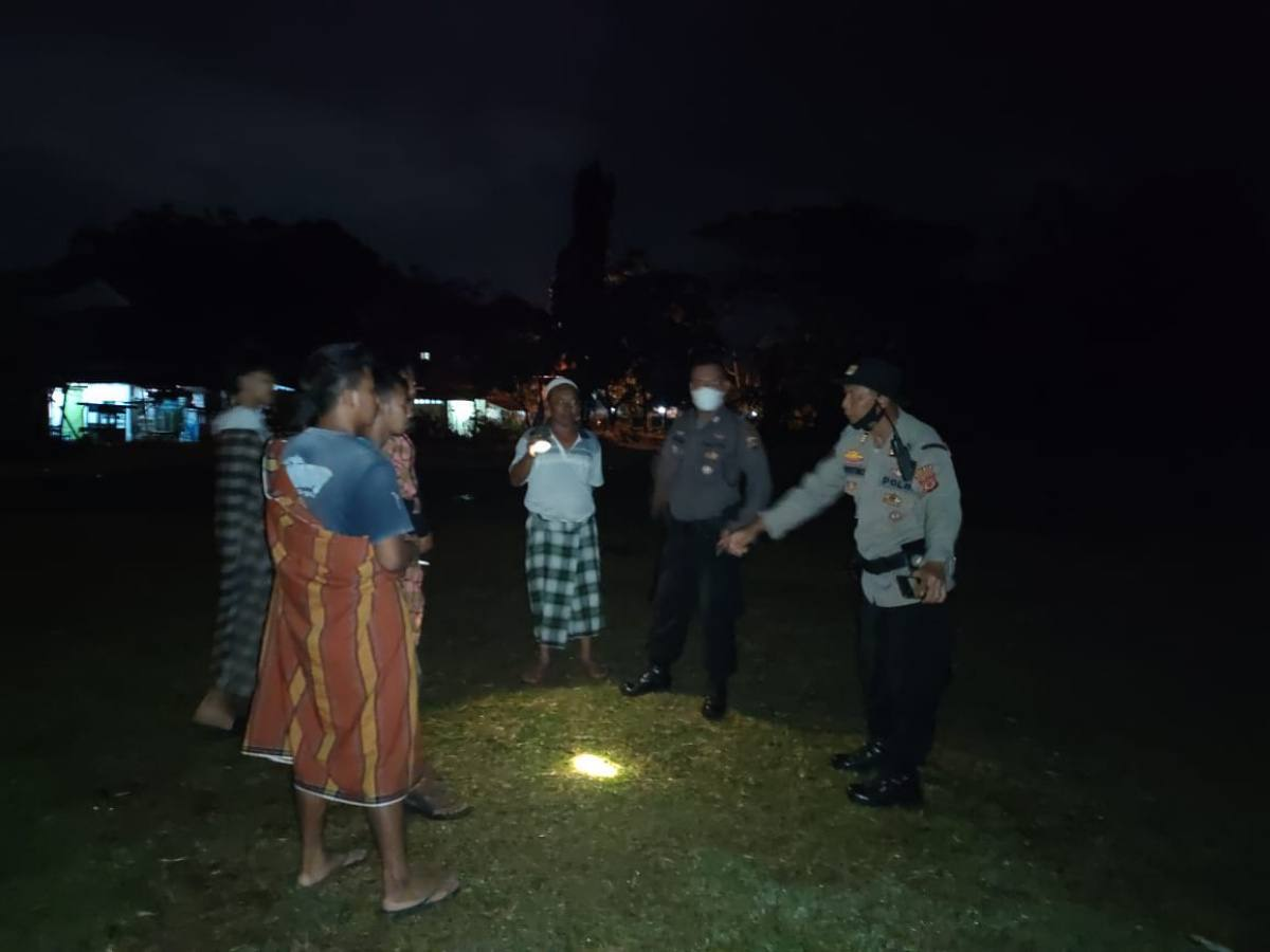 Siswa SSB Kota Tasikmalaya tersambar petir