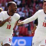 Sterling Cetak Gol Kemenangan Inggris atas Kroasia