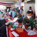 Program vaksinasi masal Polres Tasikmalaya Kota