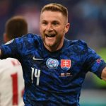 Milan Skriniar Bawa Slovakia Menang atas Polandia