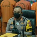 Polisi amankan Preman Proyek di Sumedang